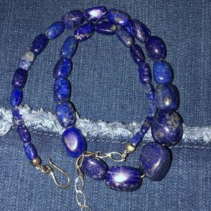 Jay King lapis necklace